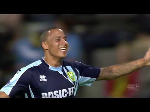 Vijf mooie uit-goals tegen VVV Venlo