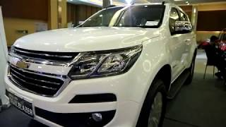 Chevrolet Trailblazer LTZ 2.5  Duramax diesel  2018,Exterior and Interior