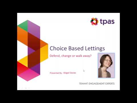 Choice base lettings briefing 2016