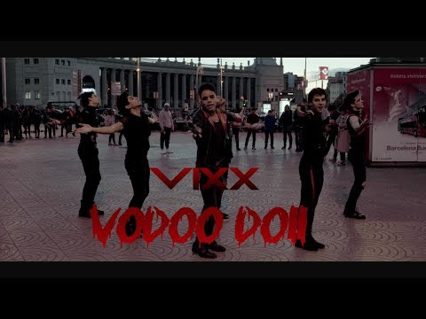 [KPOP IN PUBLIC] VIXX(빅스) - VOODOO DOLL (저주인형) HALLOWEEN SPECIAL |Risin'Star Dance Cover