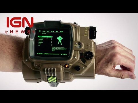 Fallout 4 Collector's Edition Includes a Real Pip-Boy - IGN News