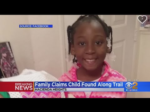 Family Steps Forward To Say Girl Found Murdered Is Their Kin