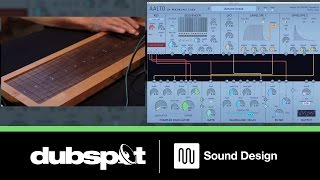 Dubspot @ Decibel 2014 – Madrona Labs Soundplane MIDI Controller w/ Randy Jones