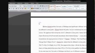 Microsoft Word: Different Headers on Each Page(Watch the updated video: http://www.youtube.com/watch?v=5U4A5-t54BY How to insert different headers and footers in Microsoft Word 2007. Text tutorial: 1., 2012-03-24T22:12:39.000Z)