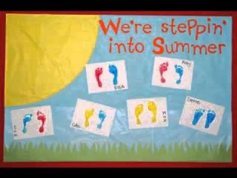 Diy preschool classroom decor ideas youtube for Art classroom decoration ideas