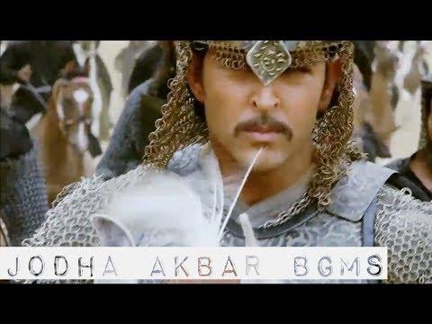 Jodhaa Akbar BGMs - An A.R.Rahman Musical