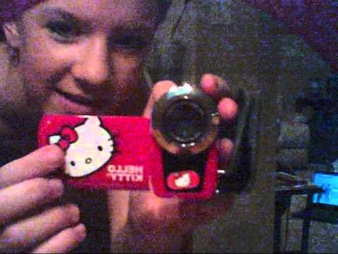 Review: Hello Kitty Digital Camcorder