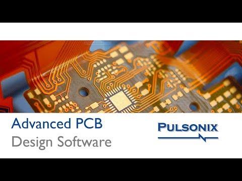 Pulsonix PCB Design Software