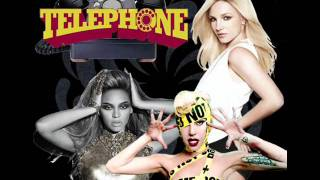 Britney Spears - Telephone [Feat. Lady Gaga & Beyoncé] (With Download)