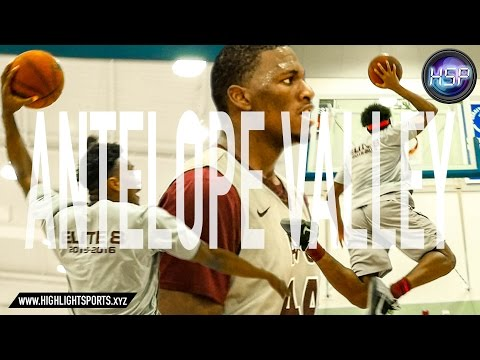BEST JUCO on WEST COAST || Antelope Valley College Basketball Hype