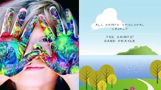 """Hand Prayer"" | All Saints' Episcopal Church | The Saints!"