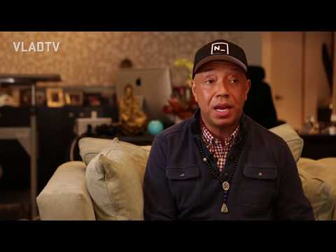 Russell Simmons  Black Culture is Basis for American Pop Culture