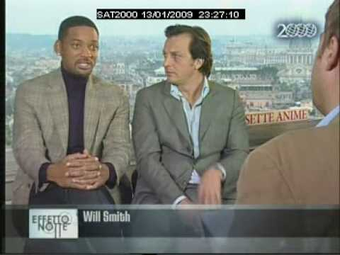 Will Smith e Gabriele Muccino Sette anime