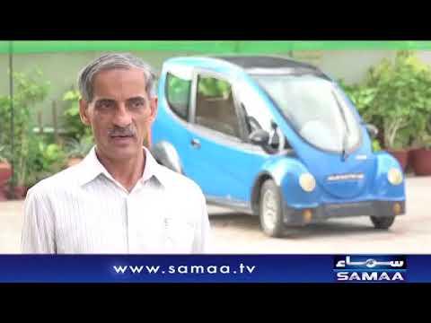 solar car by dr. abid karim