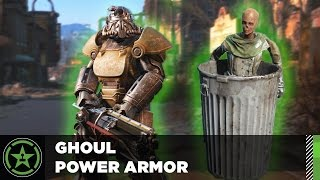 Things to Do In Fallout 4 - Ghoul Power Armor