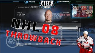 NHL 2008 THROWBACK l Rosters