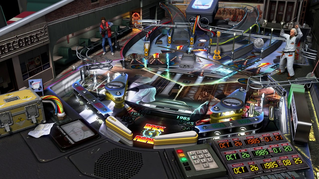 Zen Studios' Pinball FX3 lets you play dozens of pinball games in