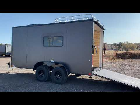 Ditch The Big Toy Hauler And Get An OFF ROAD TRAILER!