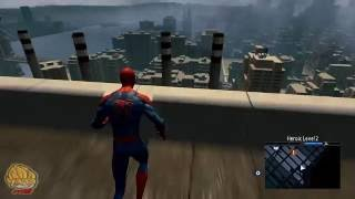 The Amazing Spider-man 2 (PC) Gameplay Free Roam