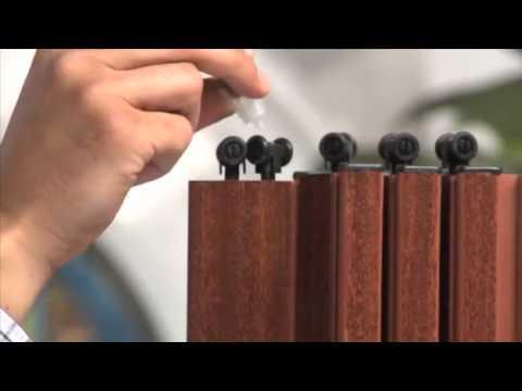 Ferretotal c mo instalar una puerta plegable youtube for Como poner una puerta de madera