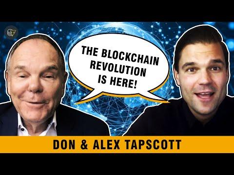 How blockchain can transform multi-trillion dollar industries   Alex & Don Tapscott Explain