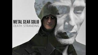 Death Stranding es METAL GEAR SOLID 0 - Pruebas