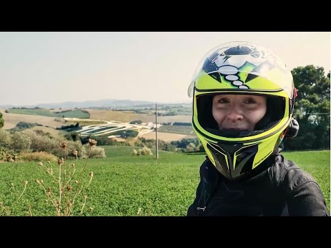 Stalking Valentino Rossi in Tavullia, Italy