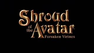 Shroud Of the Avatar - Teaser Trailer - Dawn Of New Britannia Contest Entry