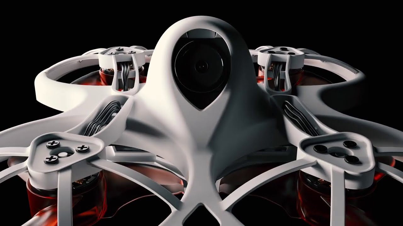 EMAX Tinyhawk FPV racing drone картинки