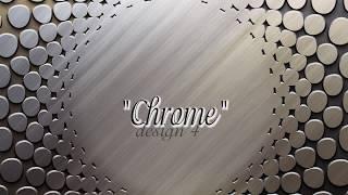 CHROME NAILART ( Хром на ногтях ) 4 designs