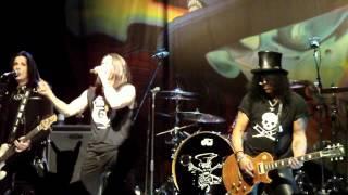 """Sucker Train Blues""~Slash Ft. Myles Kennedy @ The Phoenix ,Toronto Mar.23-2012"
