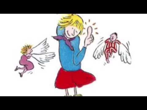 The Magic Finger Book Trailer - YouTube