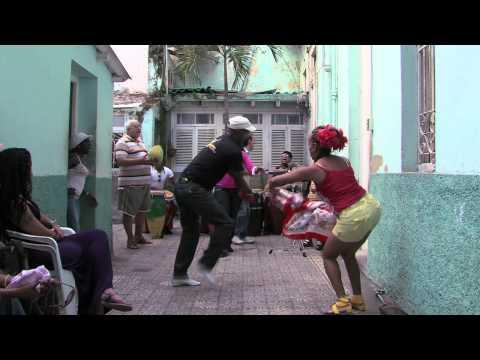 """Rumba Guaguancó -  """"El Solar de los 6"""" - Casa de Amado - La Habana 2011"""