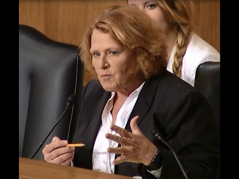 Heitkamp Stands Up for North Dakota Small Business at Senate Hearing