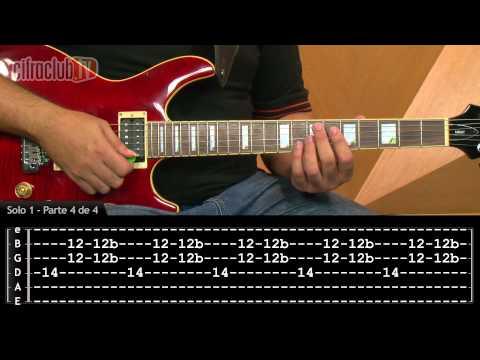 Shoot To Thrill - AC/DC (aula de guitarra)
