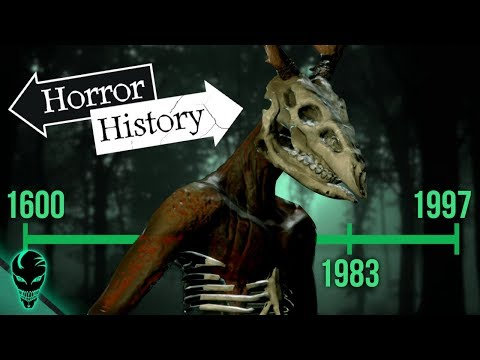 Pet Sematary: The History Of The Wendigo | Horror History