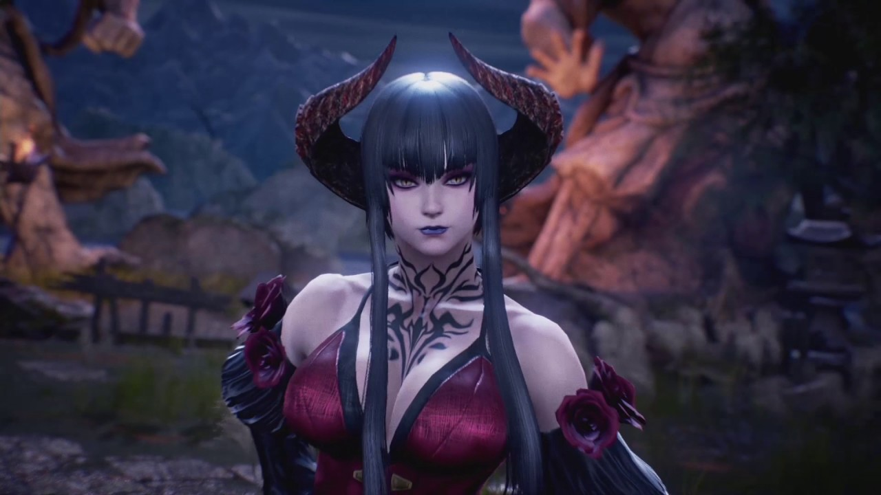 tekken 7 eliza dlc character reveal trailer ps4 xb1 pc youtube