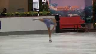 Nebelhorn-Trophy 2012 Oberstdorf / GER Free Skating.