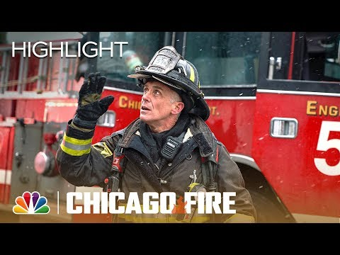 Season 7, Episode 15: Firehouse 51 Battles an Active Apartment Fire - Chicago Fire (Sneak Peek)