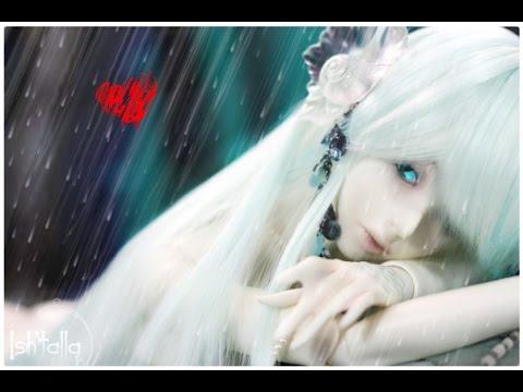 девушки с белыми волосами картинки