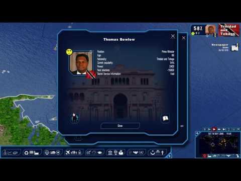 Geopolitical Simulator 4: Barbados - Island Paradise Ep. 5 - New Legslation and Union Negotiations