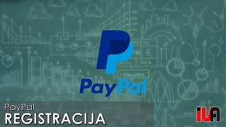PayPal registracija - Kaip susikurti ir verifikuoti PayPal paskyrą