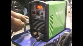 welding overhead with everlast powerarc 160sth and 7018 rods