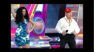 Владимир Винокур и Лилия Месхи - Потап и Настя (пародия)