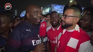 Al-Nasr 2-3 Arsenal | Lacazette & Aubameyang Will Take This Team To The Next Level!