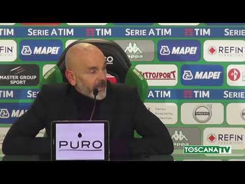 2018-12-09 SPORT - PIOLI SU SASSUOLO-FIORENTINA 3-3