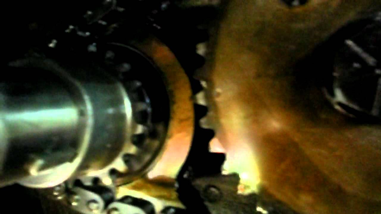 Loose timing chain (HD)