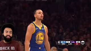 Golden state warriors vs Los Angeles Lakers 1-22-2019.