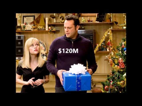 Top 20 Highest Grossing Christmas movies - YouTube