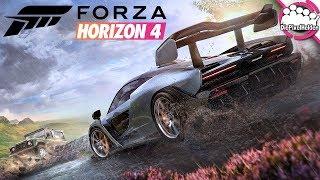 FORZA HORIZON 4 - Frühling Gameplay, Die Stadt - Edinburgh, der Flugplatz, Team-Adventure,.. uvm.